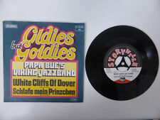 "Papa Bue´s Viking Jazzband. White Cliffs Of Dover, 7"" Single"