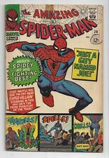 Amazing Spider-Man 38. Last Ditko art. 2nd Appearance of Mary Jane FREE SHIPPING