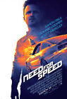 NEED FOR SPEED MOVIE POSTER 2 Sided ORIGINAL FINAL 27x40 AARON PAUL