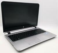 """HP 15.6"""" ProBook 450 G3 Intel Core i7-6500U 2.50GHz 8GB DDR4 RAM 250GB SSD Win10"""