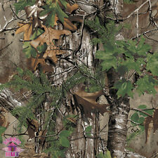 Realtree Xtra HD Green Cotton Poly Twill Camo Camouflage Fabric