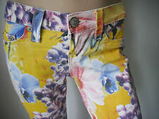 TRUE RELIGION - Jeans wie NEU W 26 - L 30 CASEY skinny Palermo Print faded