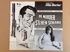 Mörder stehen Schlange (MFK 177) - Dean Martin / Ann-Margret