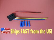 80s Ford Lincoln Power Window Switch Pigtail Connector Plug Wire F150 F350 More!