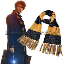 Where to Find Them Scarf Newt Scamander Cosplay Costume Scarf F&Fantastic Beasts