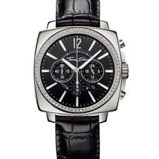 WA0085 New Genuine Thomas Sabo Rebel at Heart S/S Watch on Black Leather £359