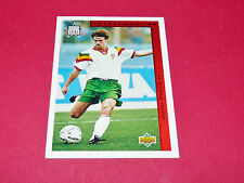 JOÃO PINTO PORTUGAL FUTURE STARS FOOTBALL CARD UPPER USA 94 PANINI 1994 WM94