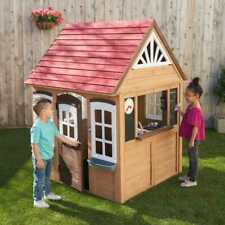 Kidkraft Fairmeadow Wooden Playhouse | Kids Wooden Play House