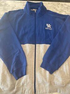 Kentucky Wildcats Full Zip Sweatshirt Fanatics 3XL $75 Retail