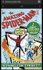 Amazing Spider-Man #1 Marvel NFT Edition #31749 Veve Digital Collectible Comic