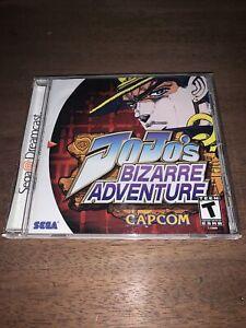 JoJo's Bizarre Adventure (Sega Dreamcast, 2000) Complete