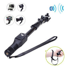 Remote Extended Selfie Monopod Stick for iPhone Android Phone&Gopro Hero&Camera