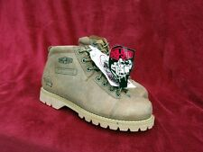 NEUE BIG RIG Leder Boots-40-Wasserdicht-Sohle Öl resistent-Neu149€-Goodyear-TOP