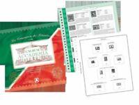 ITALIA 2000 ANNATA COMPLETA 8 FOGLI + 3 ALMANACCO ABAFIL ACCADEMIA COME NUOVI
