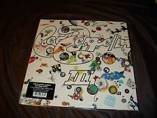 Led Zepplin Iii New/Sealed/Remastered By Jimmy Page 180G L@K!