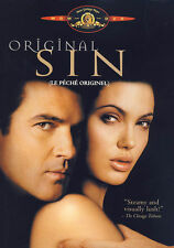 Original Sin (DVD, 2008, Canadian)angelina jolie