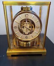 Atmos jaeger lecoultre clock