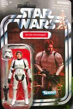 New Star Wars Vintage Han Solo Stormtrooper Figure - Ships Fast In Box!