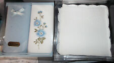4 historische Taschentücher Einstecktücher -Juvel Design Org.verpackt