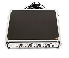 TL Audio 5001 Ivory 2 Quad Valve Preamp + Flightcase Case Tube Mic Pre Amp TLA