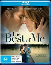 The Best Of Me Blu-Ray : NEW
