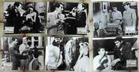 6 Original Aushangfotos Der Prügelknabe Jerry Lewis Dean Martin s/w