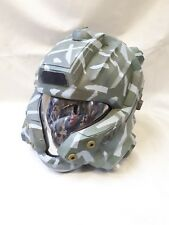 Man cave Fan made CQB fibreglass helmet film prop replica