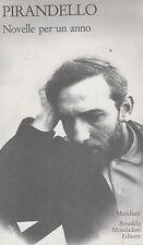 Novelle per un anno 2 vol. Pirandello. Meridiani Mondadori. 1985