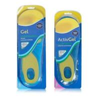 Gel Activ Shock Absorbing Insole Shoe Pads Cushion Support for Both Man & Woman