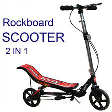 Kids Children Rock board Scooter dual-motion driving system