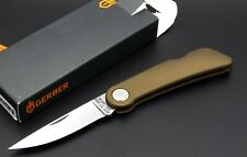 GERBER Taschenmesser 39, BRONZE, Messer, POCKET TOOL, Knife