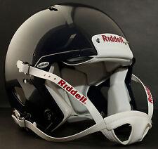 Riddell Revolution SPEED Classic Football Helmet (Color: METALLIC NAVY BLUE)
