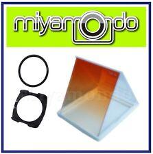 Square Filter Gradual Sunset Set (Ring + Holder + Filter )