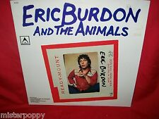 ERIC BURDON and THE ANIMALS Same Rare AUSTRALIA 1970s LP EX