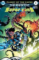 Super Sons #8 DC