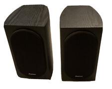 80w Bookshelf Loudspeakers Stereo System Home Theater TV Surround Sound Speaker