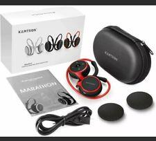 KAMTRON Bluetooth Running Headphones Marathon2 Wireless Earphones