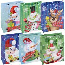 Emballages et paquets cadeaux vert pour Noël