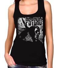 Camiseta Mujer Tirantes Psycho-Psicosis Skull women's tank top
