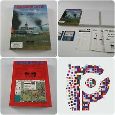 Fire-brigade A Panther Games Game for the Commodore Amiga tested & working