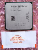 AMD A4-3420 AD3420OJZ22HX Dual-Core 2.8GHz Socket FM1 CPU + Radeon HD 6410D GPU