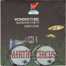 "MARTIN CIRCUS ""WONDER TUBE"" DISCO FUNK ROCK SP VOGUE WT.1 PROMO WONDER"