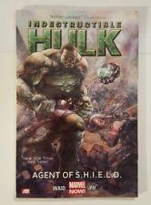 Marvel Indestructible Hulk: Agent of SHIELD softcover graphic novel, Waid, Yu