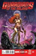 Guardians of the galaxy # 6 Mavel now N mint 1st print