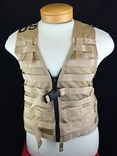 NEW MOLLE II FIGHTING LOAD CARRIER VEST | Desert Camo FLC DCU 8465-01-491-7451