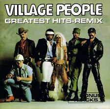 Village People ~ Greatest Hits-Remix CD