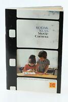 Bedienungsanleitung Kodak XL55 Movie Camera Instruction Anleitung