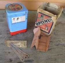 Early Vintage OPTIMUS 80 CAMP STOVE Sweden Camp Stove With Box
