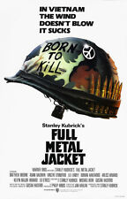 24X36Inch Art FULL METAL JACKET Movie Poster Stanley Kubrick Vietnam War P01