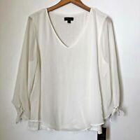 $59 Thalia Sodi women's Cloud Top Blouse  Size XL